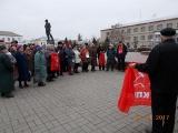 Красный Октябрь в Острогожске-2