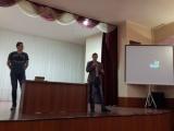Комсомольская эстафета памяти-5