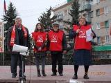 Красный Октябрь в Острогожске-1