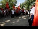 Парад Победы в Воронеже-2