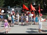Счастливое детство под красными флагами.-10
