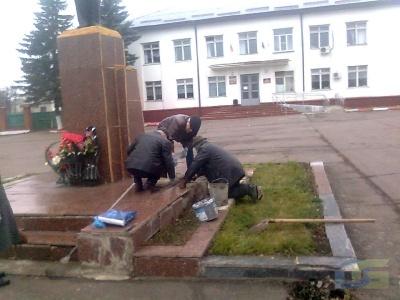 Пионерский салют Великому Октябрю-10