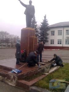 Пионерский салют Великому Октябрю-11