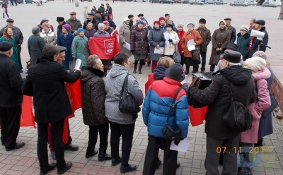 Красный Октябрь в Острогожске-3