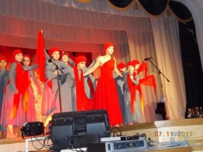 Красный Октябрь в Острогожске-4