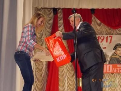 Красный Октябрь в Острогожске-7