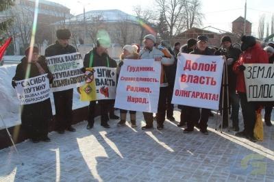 Борисоглебск – за Грудинина-3