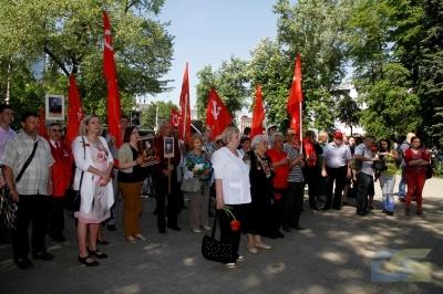 Парад Победы в Воронеже-3