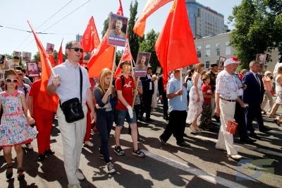 Парад Победы в Воронеже-10