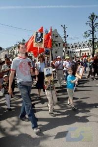 Парад Победы в Воронеже-11