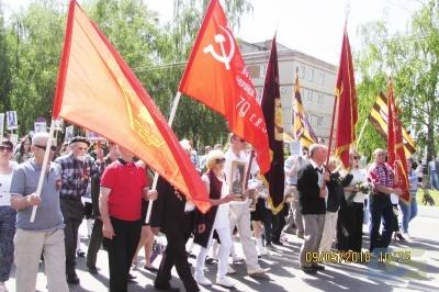 День Победы в Россоши-8
